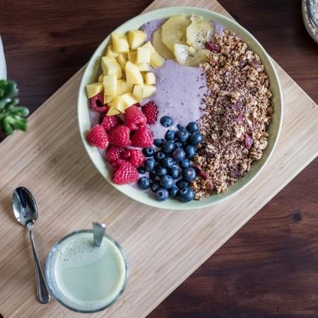 Algunos alimentos que puedes consumir diariamente.