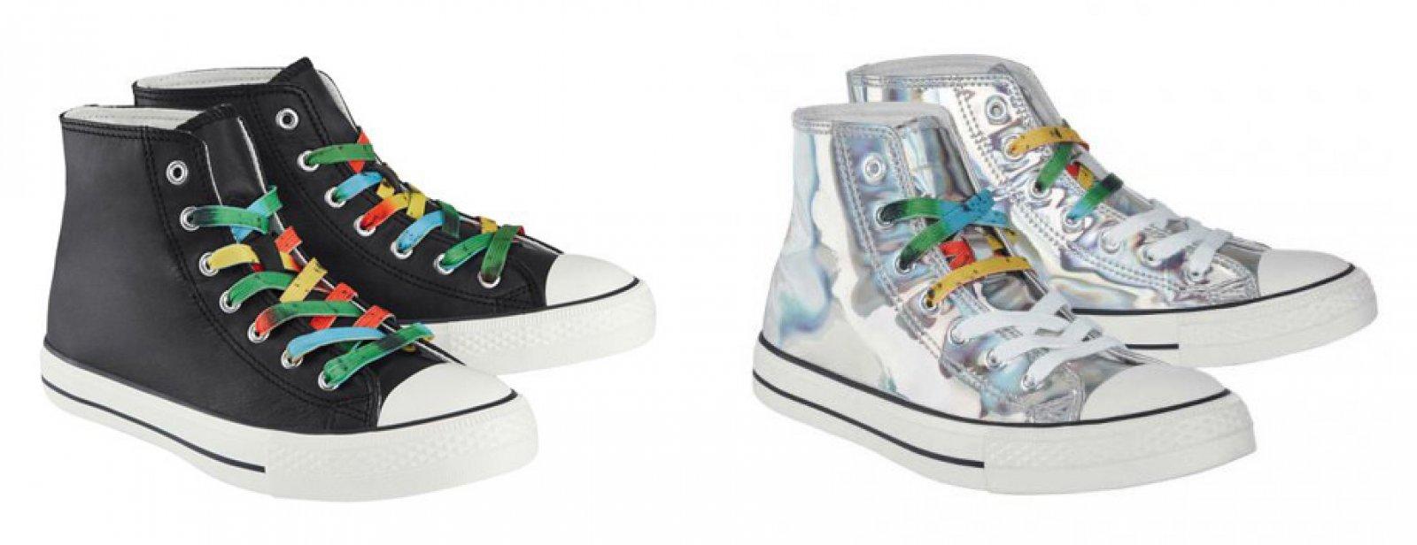 Algunos modelos de calzado que se podrán comprar en Lidl por 22,90 euros