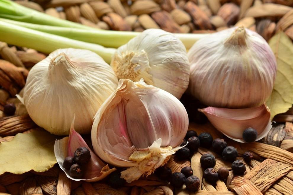 El ajo tiene múltiples beneficios, más allá de aportar sabor a las comidas.