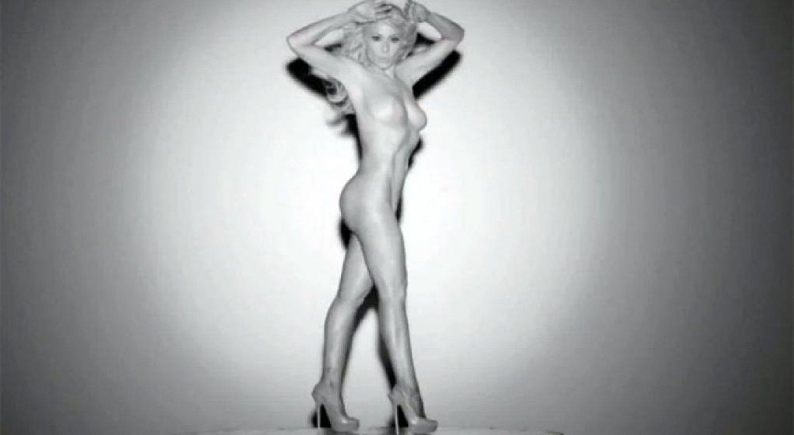 Imagen del provocativo videoclip de Marta Sánchez.