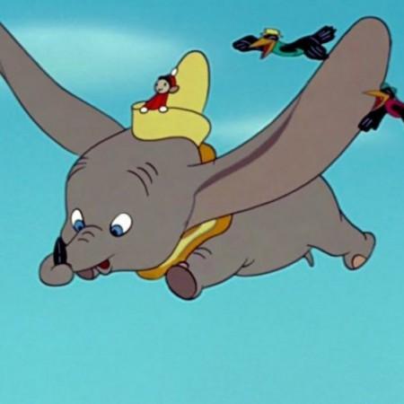 Tim Burton prepara su versión de Dumbo.