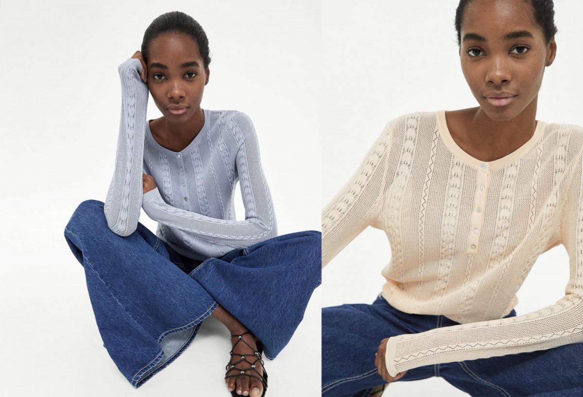 Top Minimal Collection de Zara, por 22,95 euros