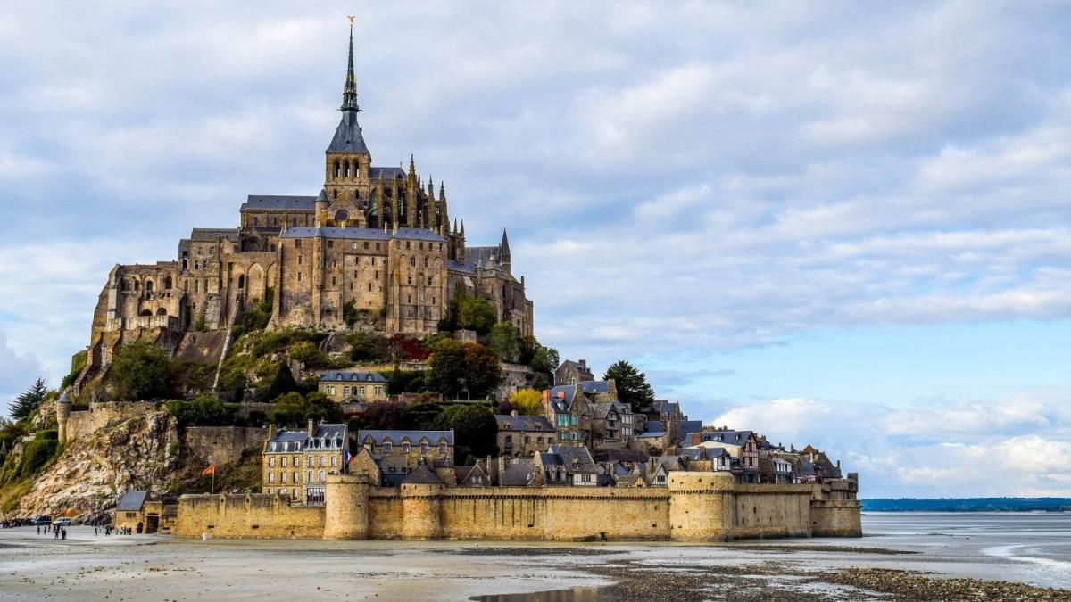 Isla de Mont Saint-Michel