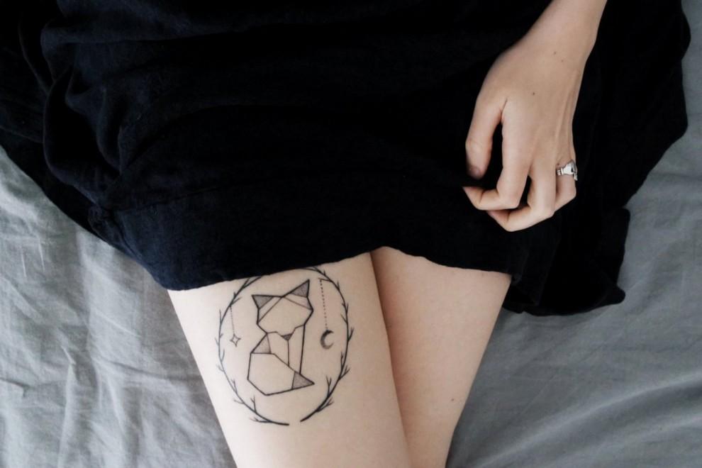 Existen muchas formas de hacernos un tatuaje según la técnica y el estilo.