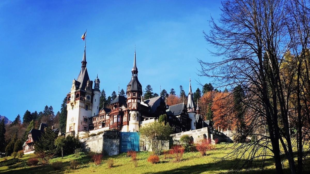 Castillo de Bran en Transilvania