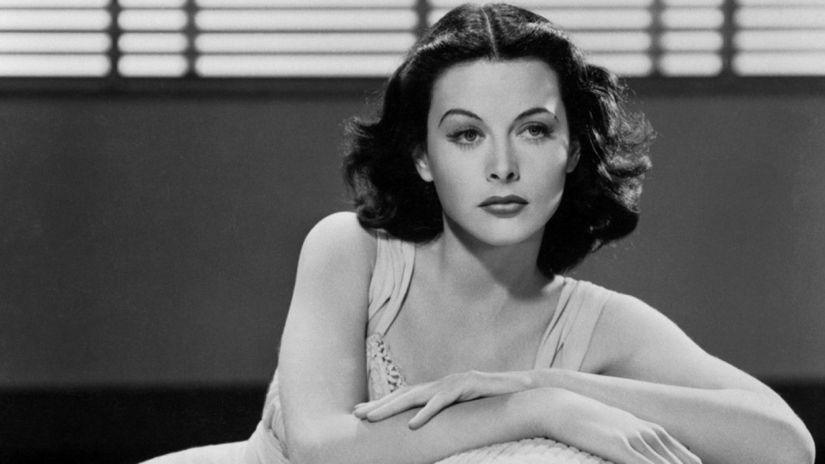 Hedy Lamarr fue actriz e inventora.