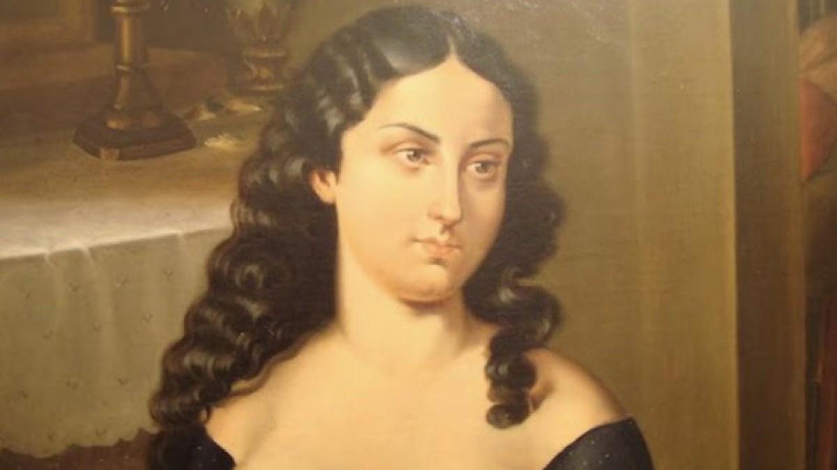 Retrato de Policarpa Salavarrieta.