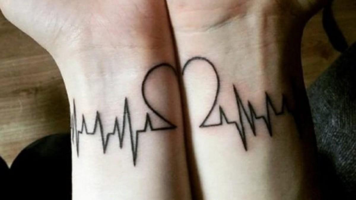 Un latido de corazón que además se complementa.