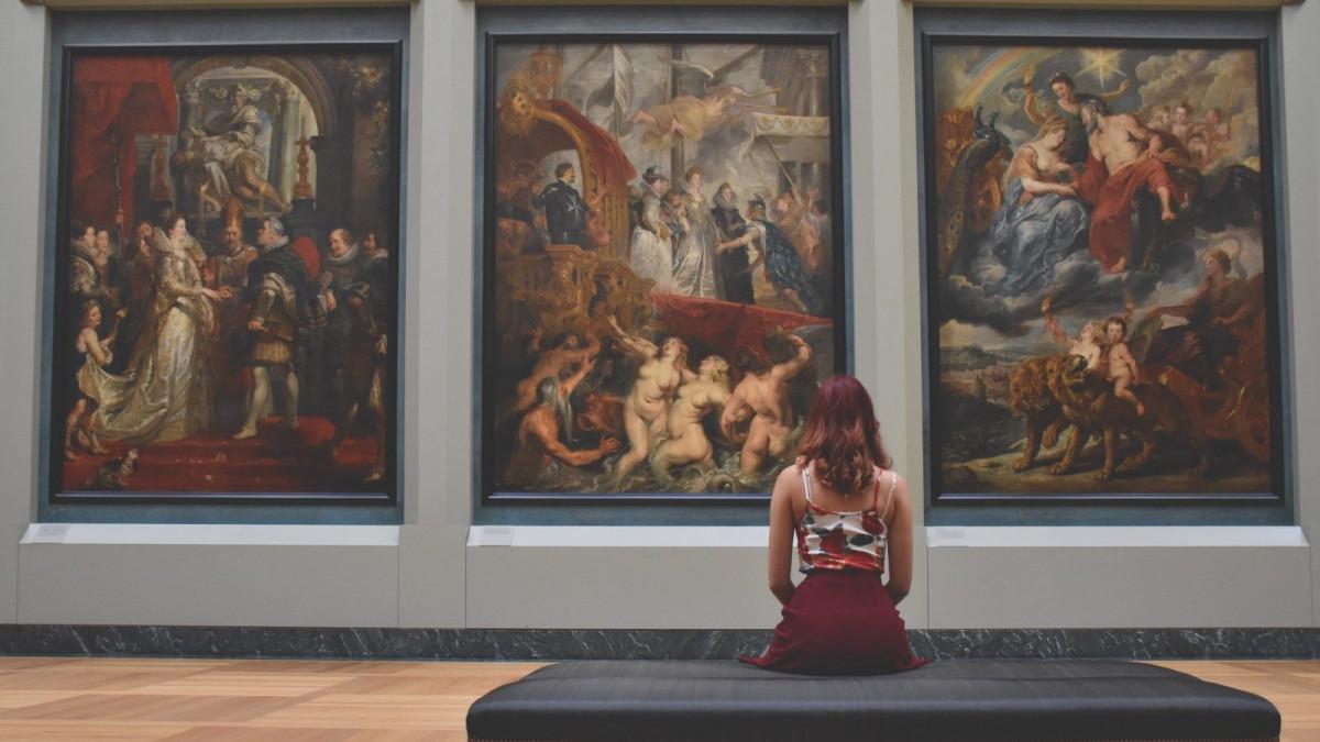 Algunas personas experimentan sensaciones extremas ante la belleza de obras de arte.