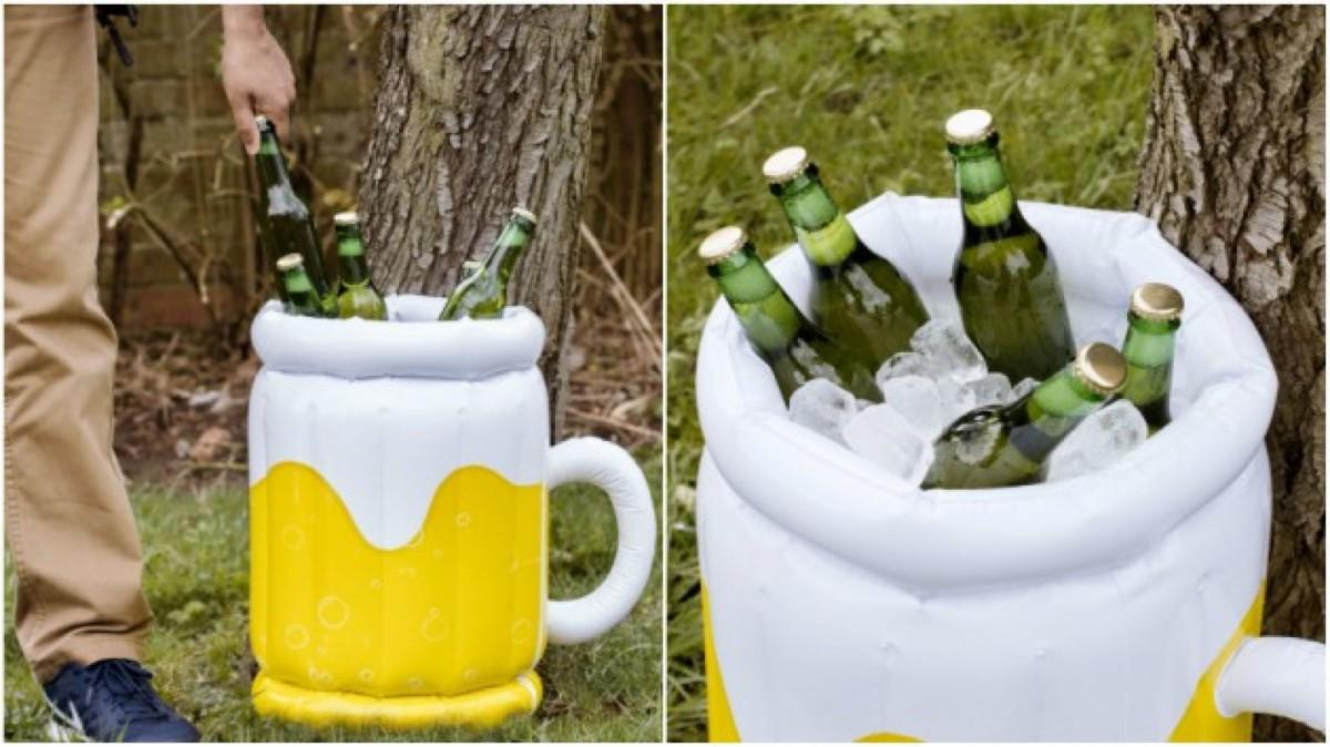 Original y divertido regalo para los amantes de la cerveza.