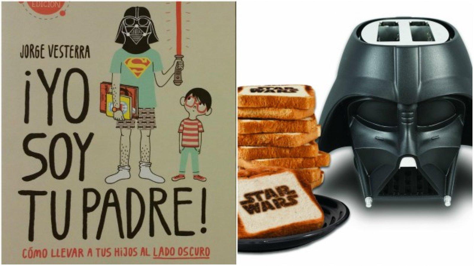 Regalos temáticos para los fans de Star Wars.