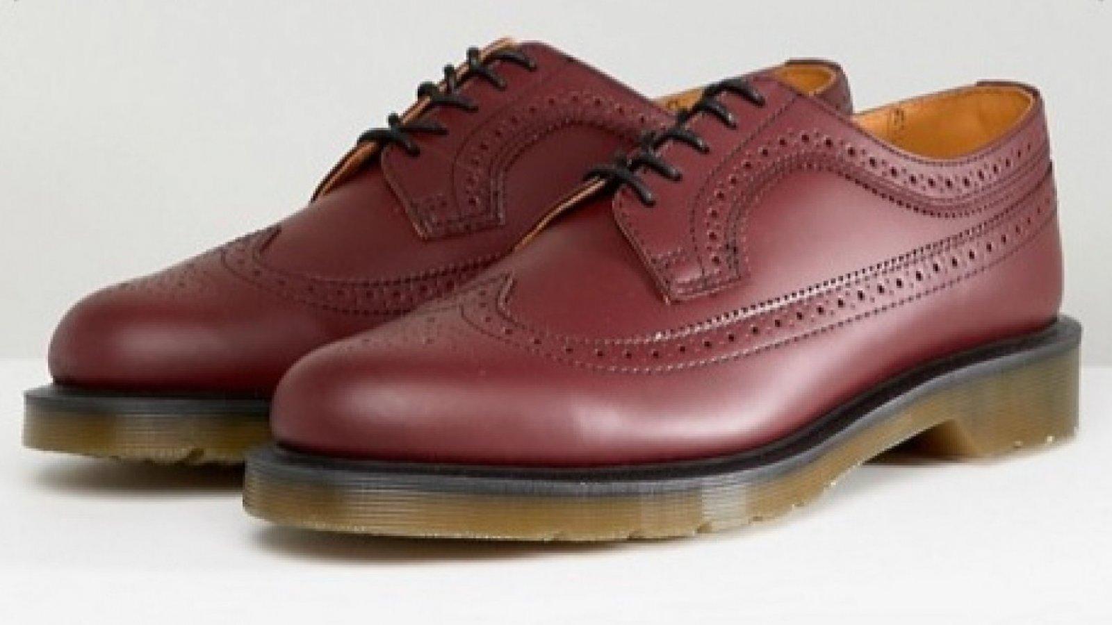 Unos zapatos clásicos pero con un toque renovado.