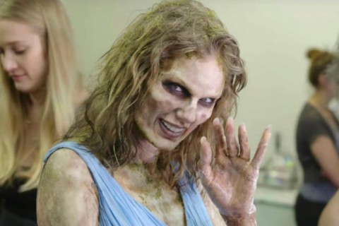 Taylor Swift zombie