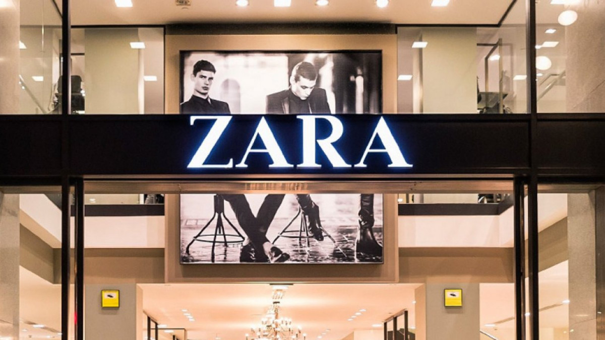 Una de las tiendas de Zara