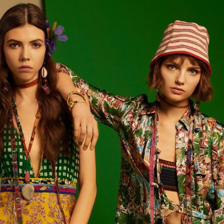 Imagen de campaña de la nueva colección Studio primavera-verano 2018 de Zara.