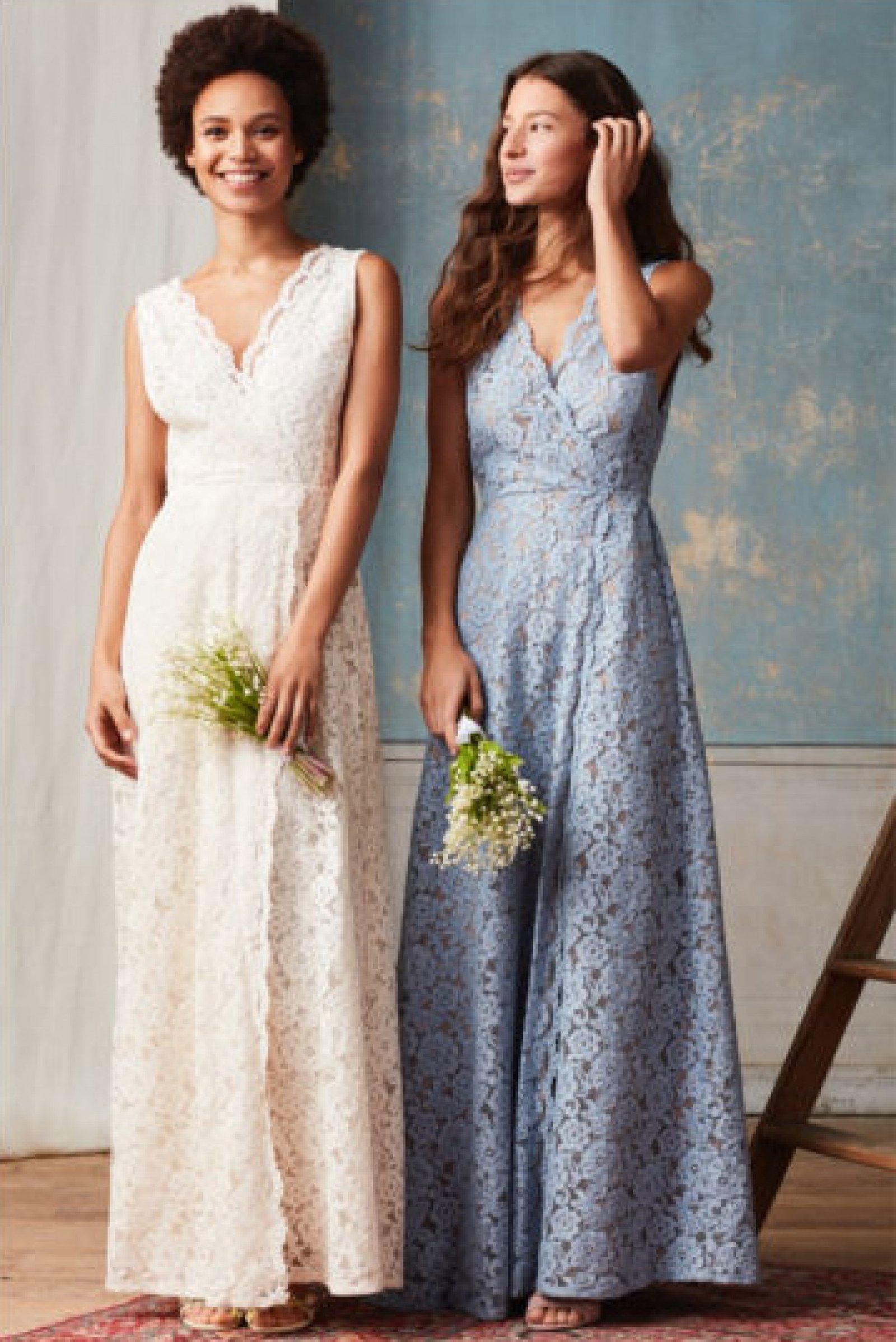 Imagen de campaña de 'The Wedding Shop' de H&M.