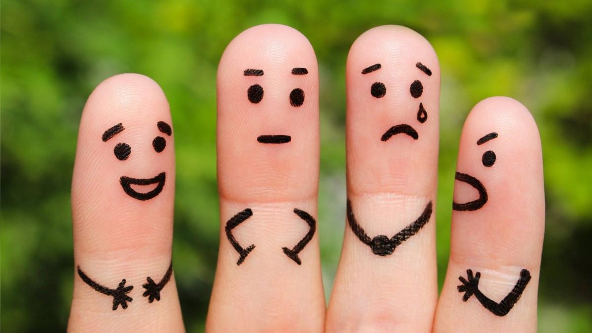 Los diferentes tipos de temperamento determinan nuestra personalidad.