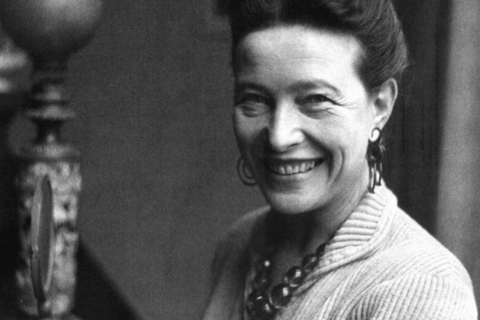 55 Frases De Simone De Beauvoir Sobre Feminismo Y Amor