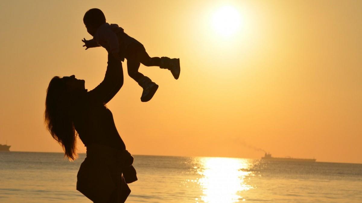 No hay nada como el vínculo entre una madre y su hijo.