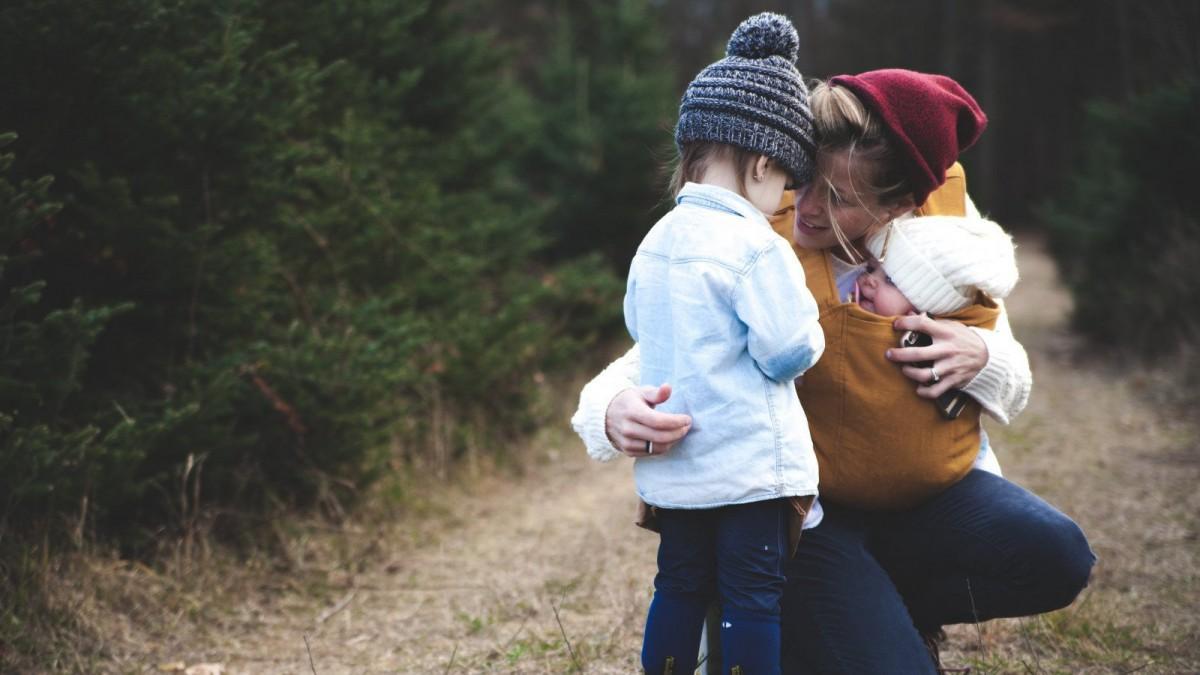 El amor de una madre puede con todo.