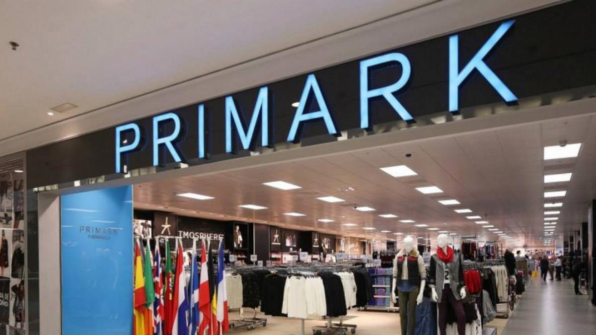 Imagen de archivo de una tienda de Primark