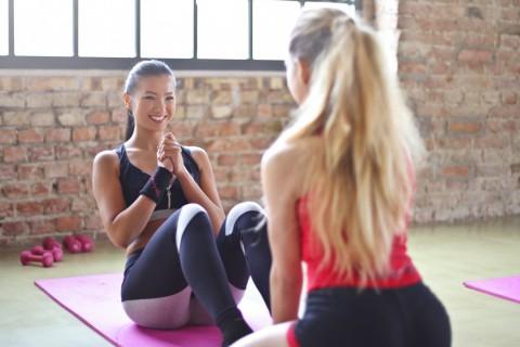 Esta rutina de ejercicios te permite trabajar de una vez las zonas más problemáticas.