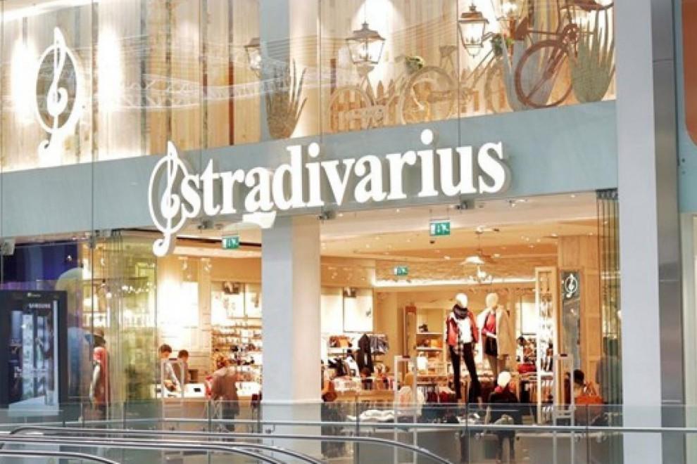Imagen de archivo de un establecimiento de la marca Stradivarius, de Inditex