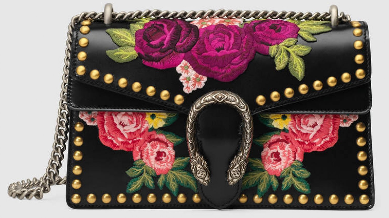 El bolso de Gucci cuyo precio es de 3.400 euros