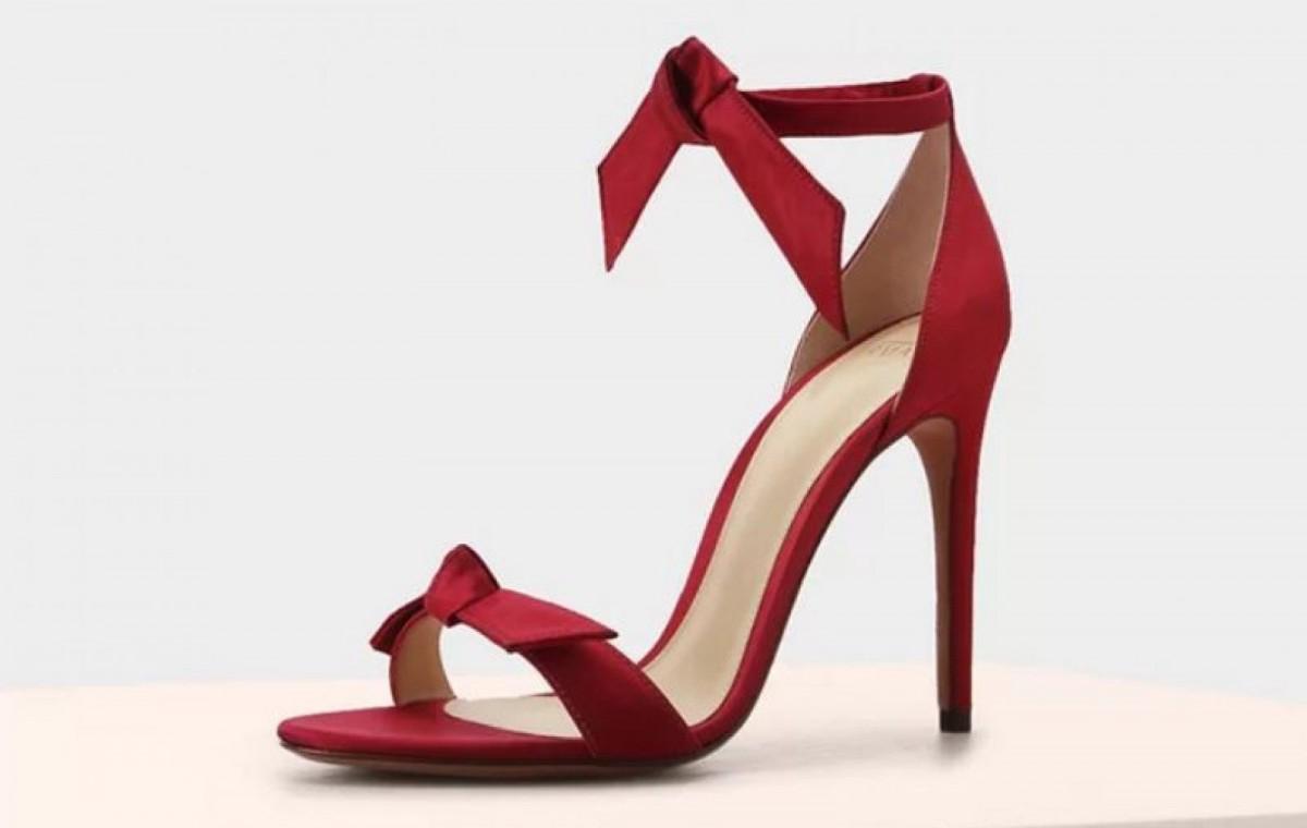 Las sandalias modelo 'Clarita' de la firma Alexander Birman