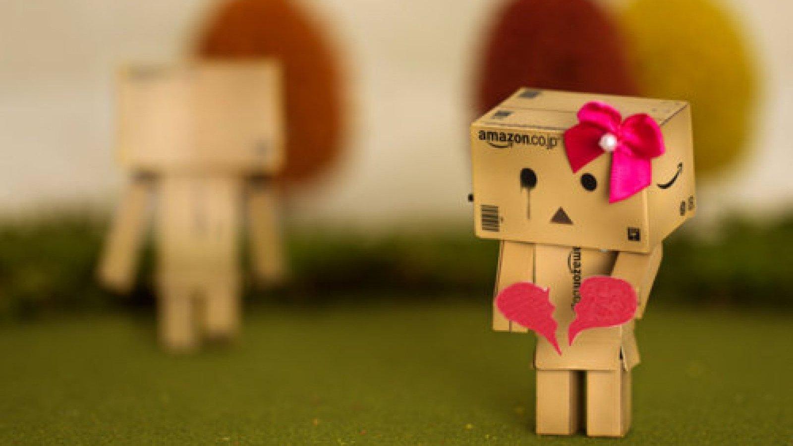 El desamor es una gran fuente de tristeza.