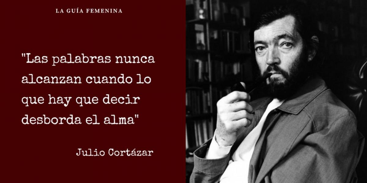 Frase de Julio Cortázar