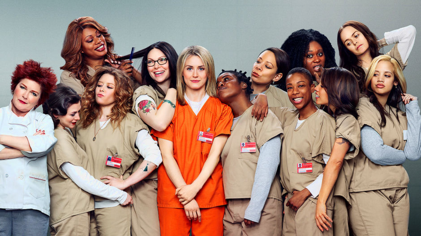 Orange is the New Black es original de Netflix y una de las favoritas