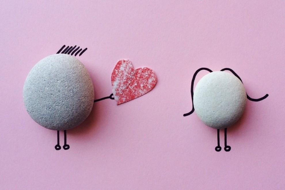Existen formas sutiles de decir 'te quiero' con las que expresar amor.
