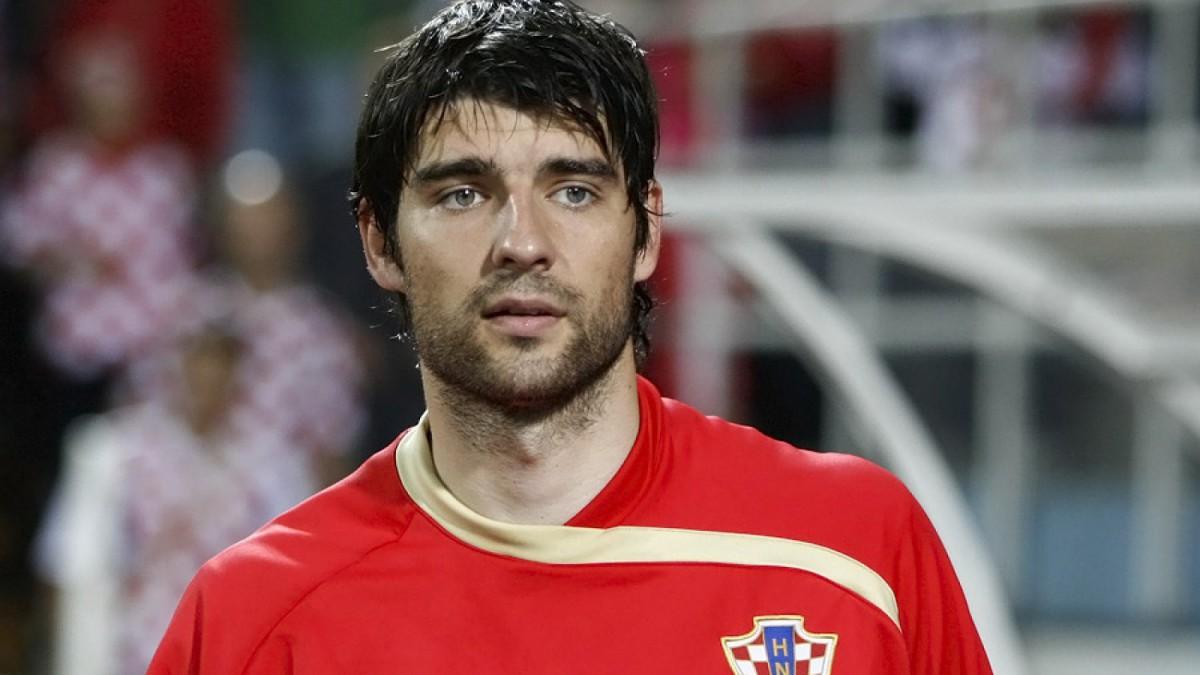 El futbolista croata tiene unos ojos de ensueño.
