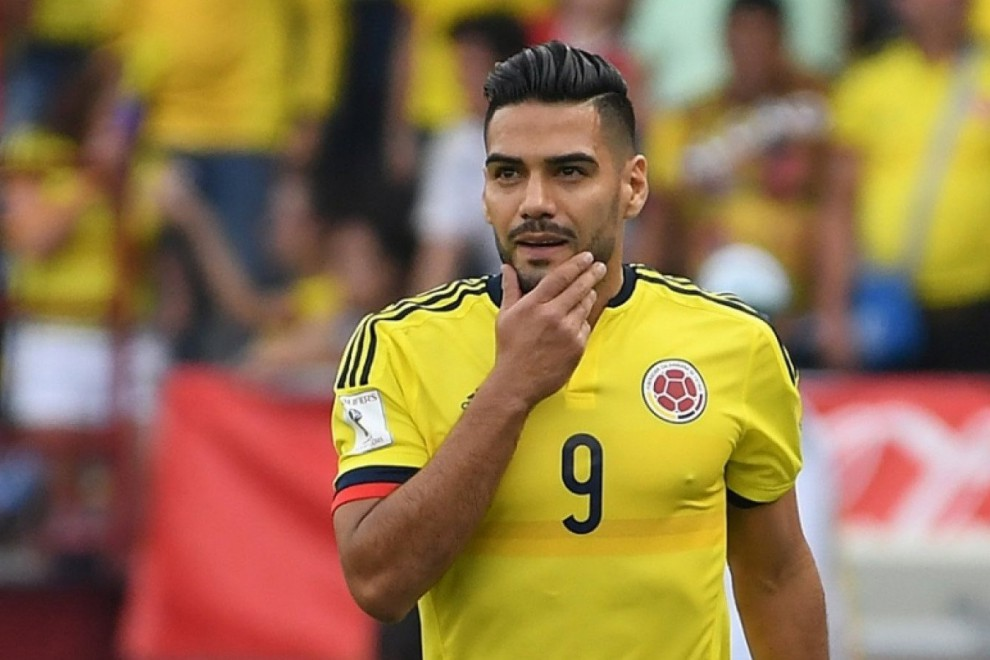 Falcao es uno de los jugadores más sexys de Colombia.