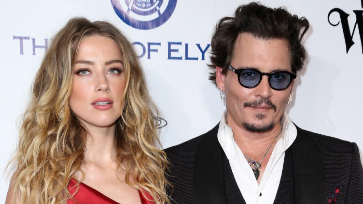El divorcio de Amber Heard ha sido un duro golpe para el actor.