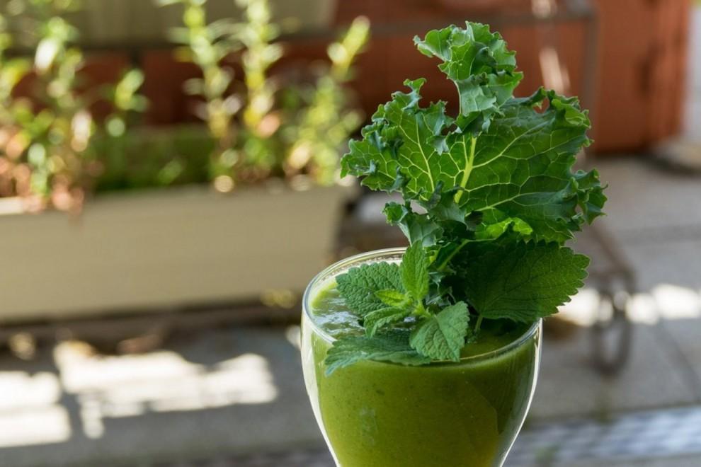El kale se ha popularizado entre los amantes del health food.