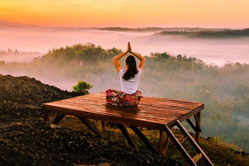 El karma se va acumulando en lo positivo y lo negativo.