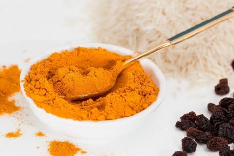 La cúrcuma tiene muchas propiedades saludables para el organismo.