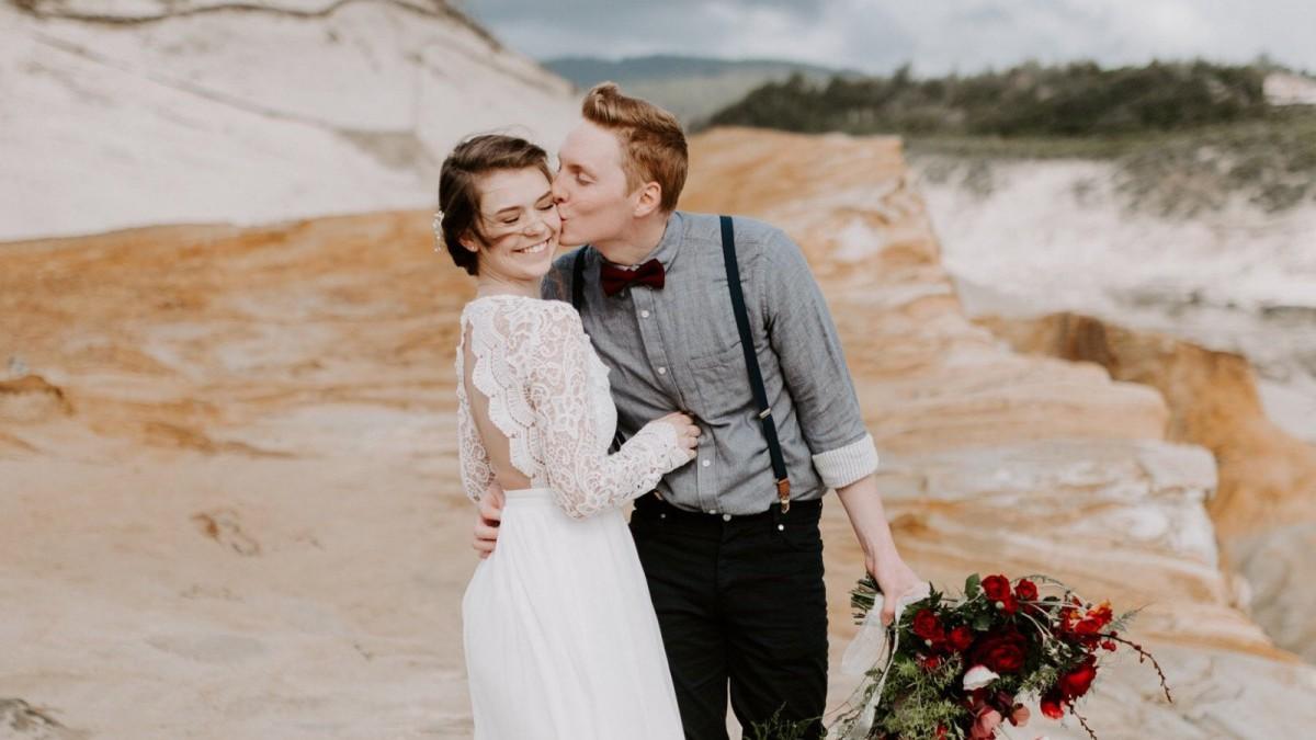 Formas originales de felicitar a un matrimonio.