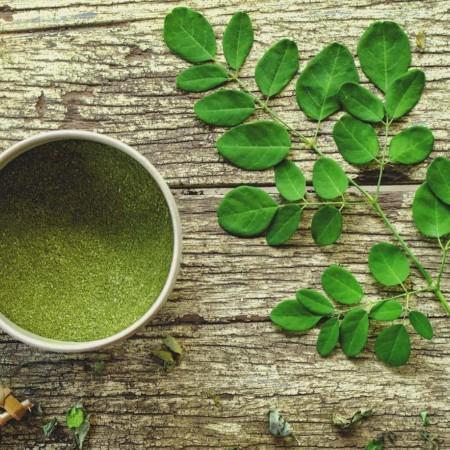 La planta de la moringa se considera una de las más nutritivas del mundo.