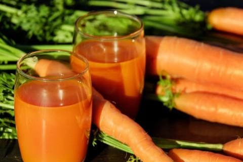 La zanahoria es una hortaliza muy saludable y con muchos beneficios.