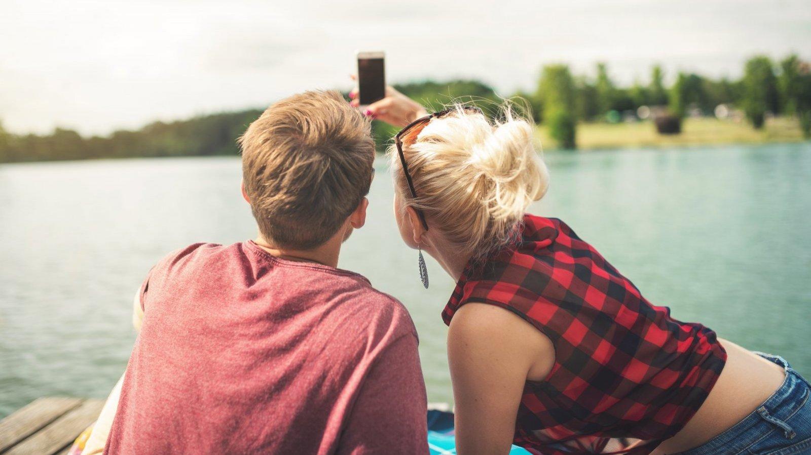 Sentir admiración por ti es una muestra de amor.