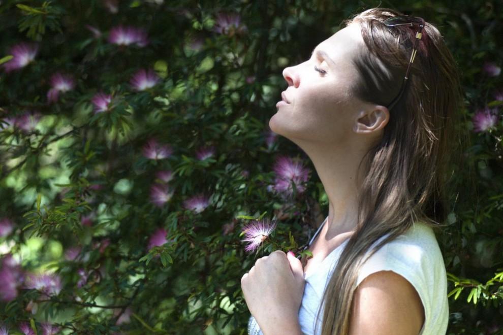 Al practicar meditación podemos controlar la respiración de diferentes formas.