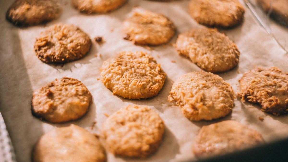 Las galletas de avena son un clásico. ¡Y fáciles de preparar!
