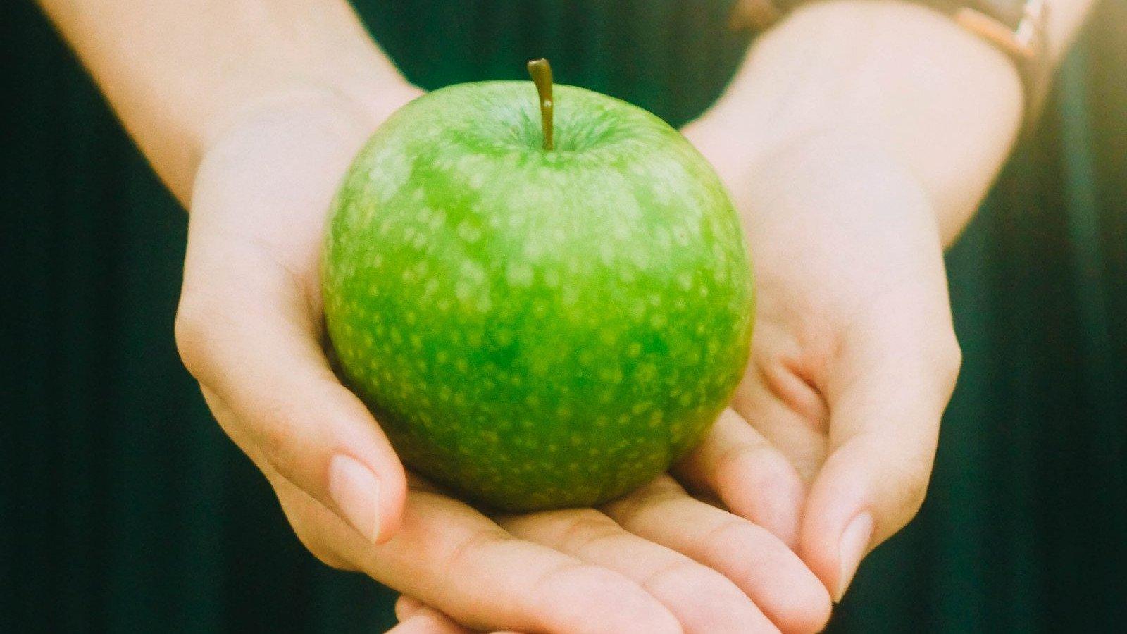 La manzana es una de las frutas más saludables que podemos consumir a diario.