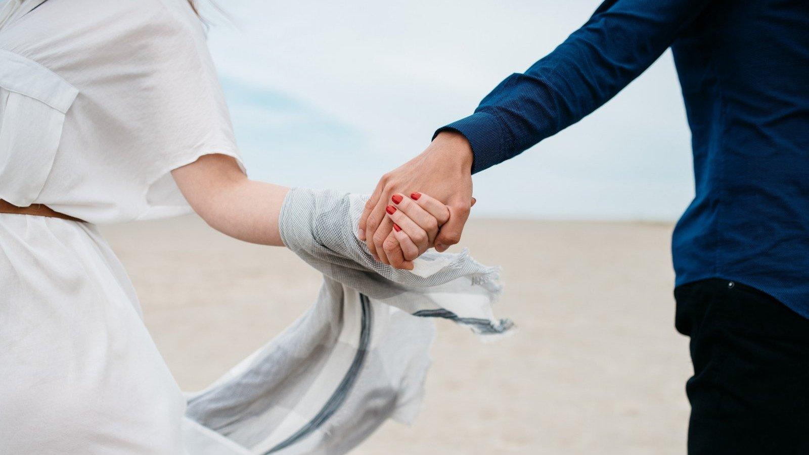 El amor es un sentimiento muy fuerte, pero que se puede expresar en pocas palabras.