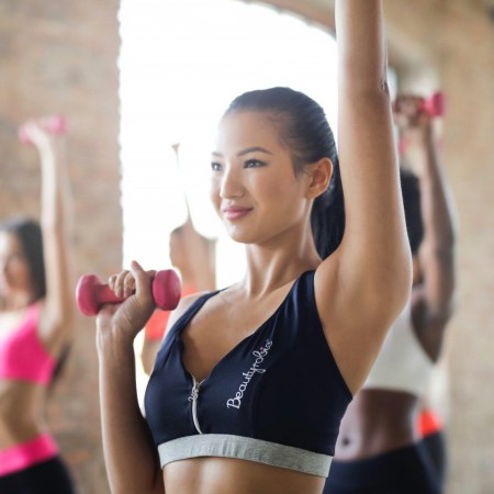 Estos ejercicios te permitirán mantener los brazos tonificados y en forma.