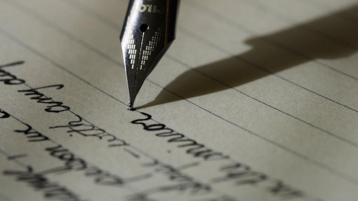 Una carta de nuestro puño y letra siempre es mejor que un simple mensaje.
