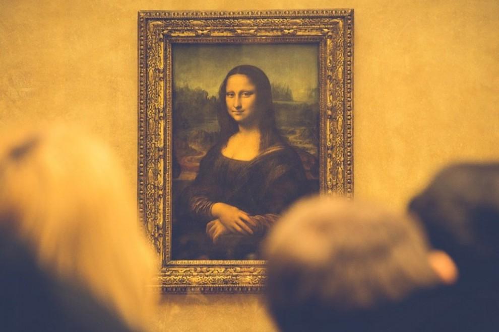 Muchos de los cuadros más populares tienen a mujeres como protagonistas.